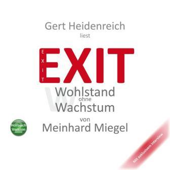 Cover Hörbuch Exit