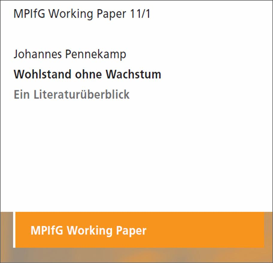 MPIFG-WorkingPaper